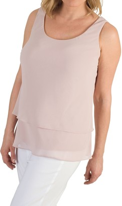 Chesca Double Layer Cami