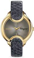 Salvatore Ferragamo Icon Watch, 38mm