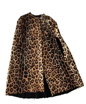 Sportmax Fur Coat for Women