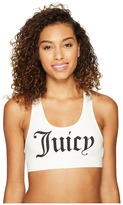 Juicy Couture Juicy Graphic Racerback Sport Top Women's T Shirt