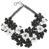 Forest of Chintz Graphic Bloom Necklace