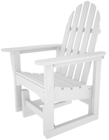 Polywood Classic Adirondack Glider Chair