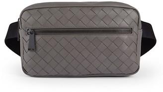 Bottega Veneta Zip Leather Belt Bag
