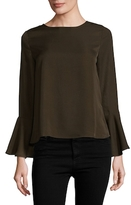 Lucca Couture Deborah Tie-Back Top