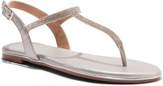 New York & Co. Sparkle T-Strap Sandal