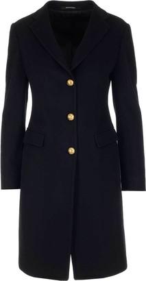 Tagliatore Single Breasted Buttoned Coat
