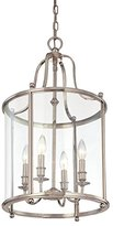 Hudson Valley Lighting Valley 1315-PN 4 Light Mansfield Foyer Light