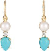 Irene Neuwirth Women's Triple-Drop Earrings