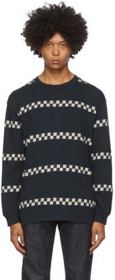 Levi's Clothing Black Check 1980s T-Shirt