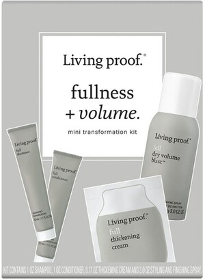 Living Proof Fullness + Volume Mini Transformation Kit