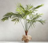 Pottery Barn Faux Potted Palm Tree