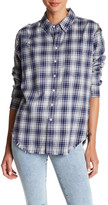 DL1961 Nassau & Manhattan Plaid Shirt