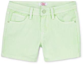 YMI Jeanswear Girls Stretch Shortie Short - Big Kid