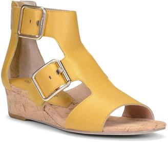 Donald J Pliner Olive Buckle Shield Sandal