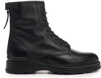 Woolrich Zip-Up Combat Boots