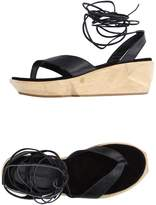 Rachel Comey Toe strap sandals - Item 11205069