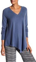 Joie Shatoria Wool Blend V-Neck Knit Sweater