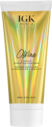 IGK Offline 3-Minute Hydration Hair Mask