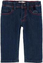Junior Gaultier Regular fit denim jeans