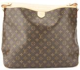 Louis Vuitton Monogram Delightful MM Bag (Pre Owned)
