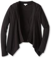 Splendid Littles L/S Basic Wrap Girl's Sweater