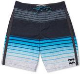 Billabong Men's All Day Faded Stripe Boardshorts
