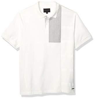 Sean John Men's Short Sleeve Polo