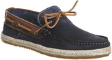Office Done Boat Shoes