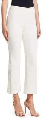 Alexis Larenz Crop Flare Pants