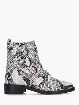 Carvela Scant Buckle Ankle Boots