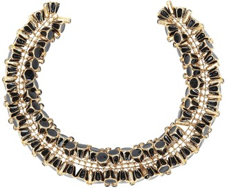 Jil Sander Bell choker necklace