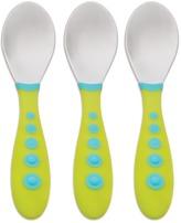 NUK Gerber Graduates 3-pk. Kiddie Cutlery Spoons by