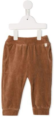 Fith elasticated waist corduroy trousers