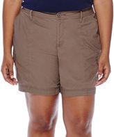 ST. JOHN'S BAY St. John's Bay Cargo Shorts - Plus
