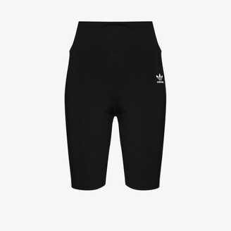 adidas Trefoil 3-stripe cycling shorts