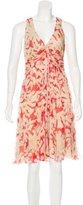 Diane von Furstenberg Silk Aizel Dress