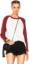 The Great Baseball Tee in Red,White.