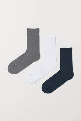 H&M 3-pack sports socks