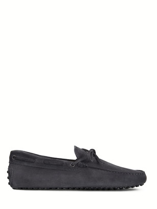 Tod's Tods Rubber Mocassin Gray