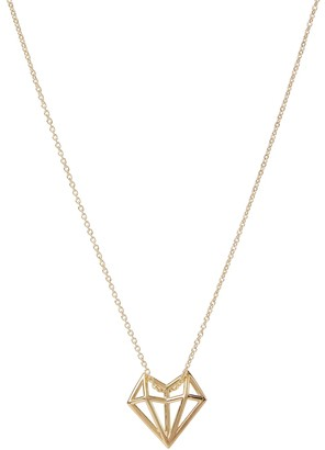 ALIITA Exclusive to Mytheresa Corazon 9kt yellow gold necklace