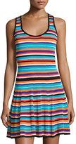 Trina Turk Kaine Striped Knit Dress