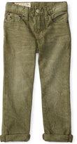 Ralph Lauren Little Boys' Rolled Skinny Jeans