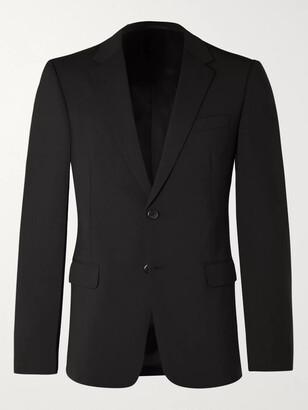 Prada Tela Slim-Fit Stretch-Virgin Wool Suit
