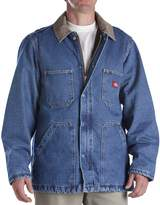 Dickies Men's Denim Chore Jacket