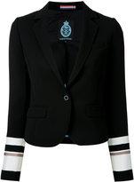 GUILD PRIME banded sleeve jacket - women - Polyester - 34