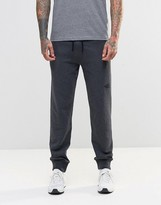The North Face Slim Joggers With TNF Logo In Gray