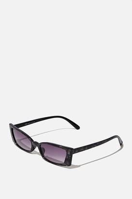 Rubi Tayla Square Frame Sunglass