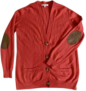 Sandro Orange Cashmere Knitwear for Women