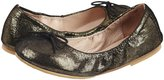 Bloch Sirenetta (Youth) - Black/Gold-32 EU (13 US)