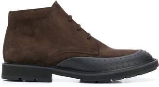 Tod's pebbled desert boots
